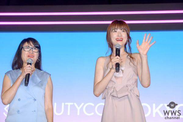 ヨンアが明かすメイクアップアーティスト美舟のメイク方とは?<Beautycon Tokyo(ビューティーコントーキョー)>