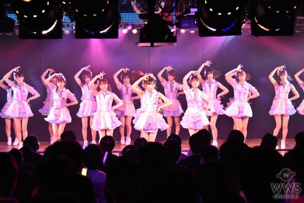 AKB48 チーム8、1年ぶりの新曲「好きだ 好きだ 好きだ」を初披露!ストレートに『好きだ!』と伝える歌詞に注目!