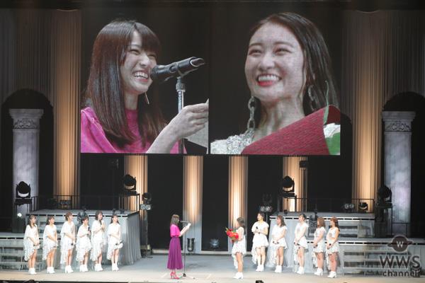 【ライブレポート】アンジェルム・和田彩花、熱狂の声に贈られた日本武道館公演を持って笑顔で卒業