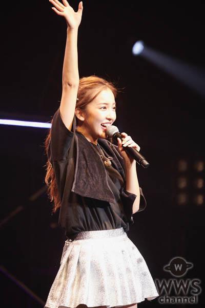 板野友美、ライブでドラマオープニングテーマの「君に贈るうた」初披露!10月から「板野友美 LIVE TOUR 2019」を3箇所で開催発表!