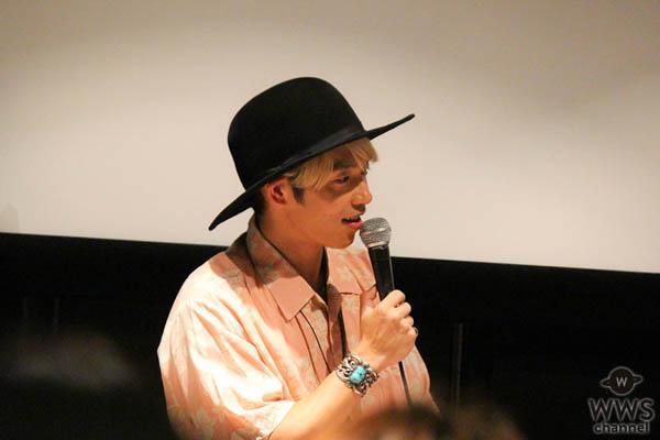 桜田通、主演映画「ラ」のアフタートークショーにSonar Pocket eyeronが参加!