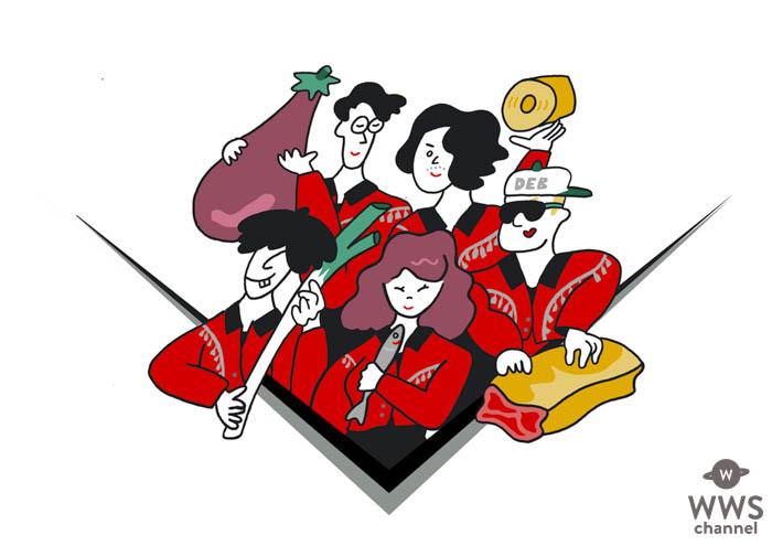 フレンズ、映画『今日も嫌がらせ弁当』の主題歌「楽しもう」のMVが本日公開!