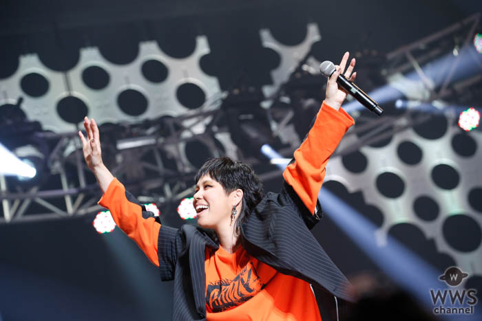 【ライブレポート】AI、J-WAVE LIVE 20th ANNIVERSARY EDITIONで最新曲『Summer Magic』を披露!<J-WAVE LIVE 2019>