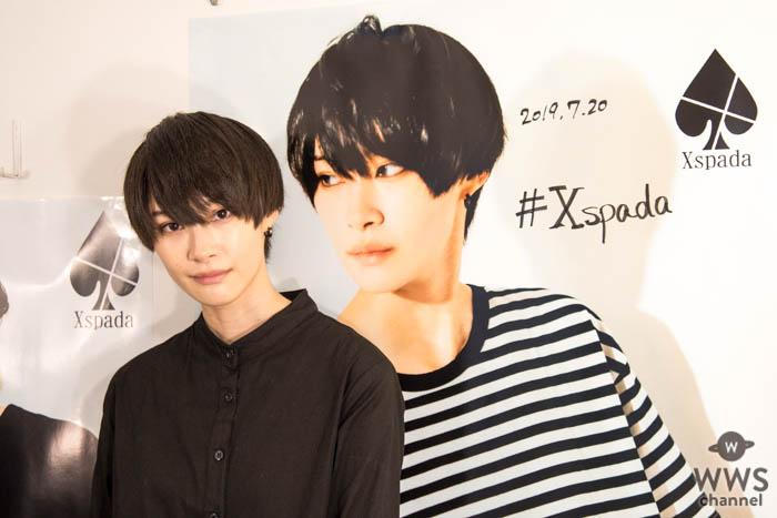 中山咲月、初のプロデュースブランド『Xspada』の店頭イベントを開催!