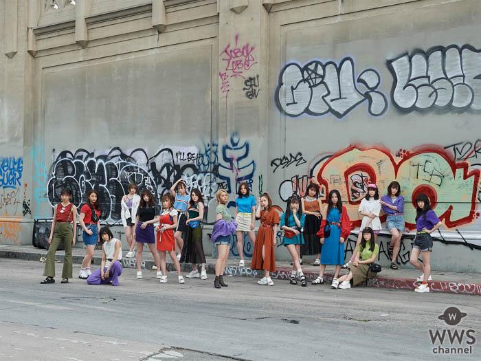 SKE48が初のレゲエダンスに挑む!最新曲『FRUSTRATION』のMVが遂に公開!