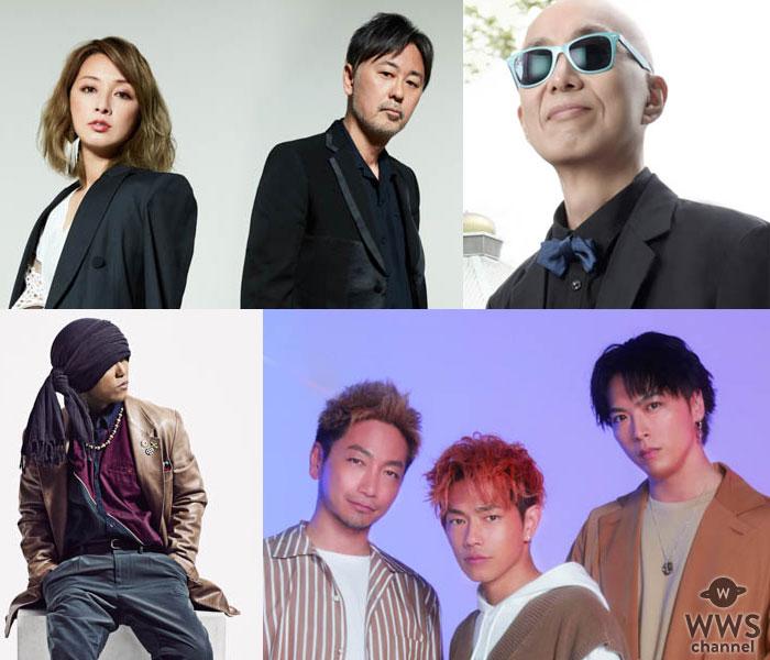 Do As Infinity、サンプラザ中野くん、Sonar Pocket、HAN-KUNらが 鈴鹿サーキット音楽フェス「8フェス」に7/28に出演決定!