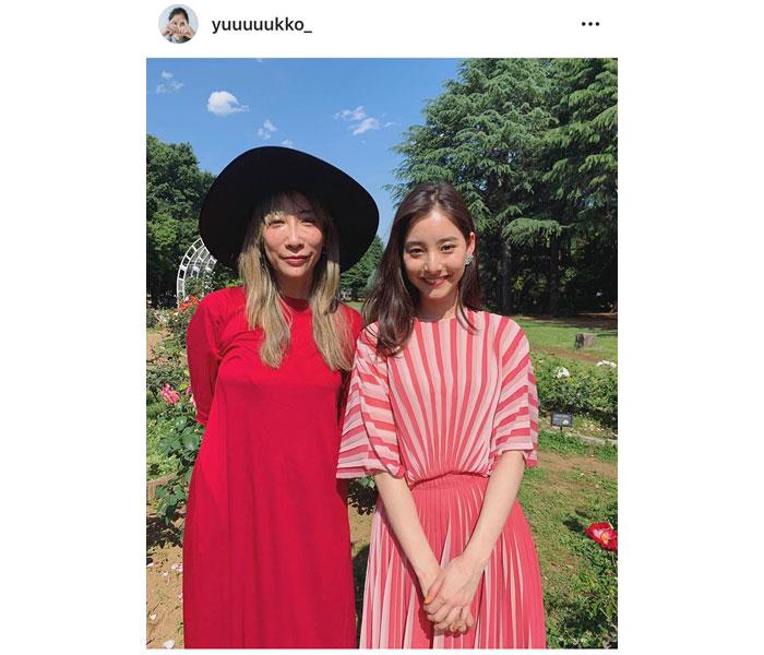 新木優子、雑誌『AERA』表紙撮影の蜷川実花と2ショット!「めちゃめちゃ綺麗」と絶賛の声