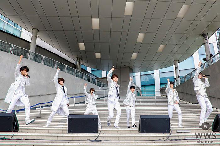 "M!LK、9thシングルリリースイベント完走!〝チャンバラ対決""で思わぬキャラの発揮も!?"