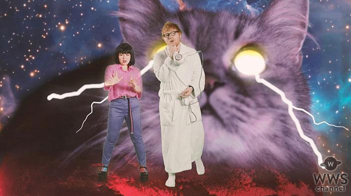 ブルゾンちえみ×エド・シーランの豪華コラボが実現!大ヒット曲「アイ・ドント・ケア」の日本版ミュージック・ビデオが完成!