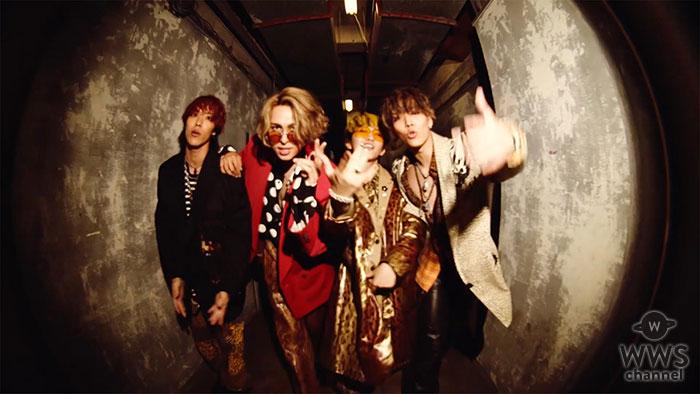 異色の4ボーカルバンドBuZZ、新曲「BEST SHOT」ミュージックビデオを公開!