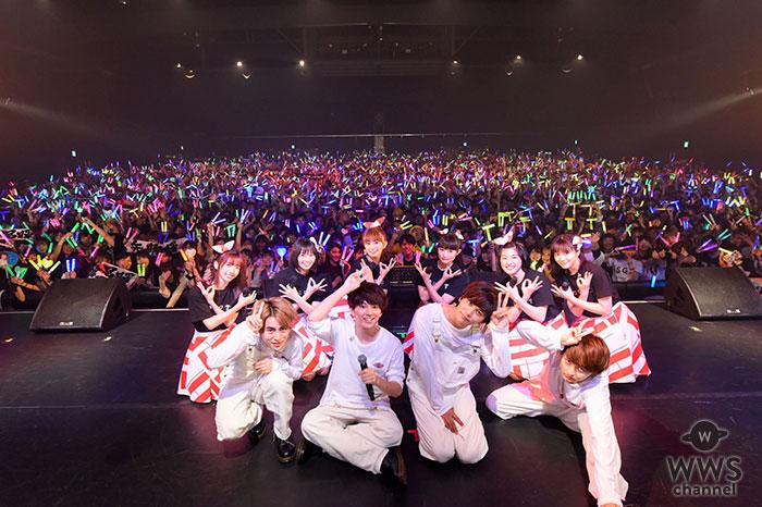 夏の野外ライブ前哨戦!DISH//と私立恵比寿中学が一夜限りの初共演!!