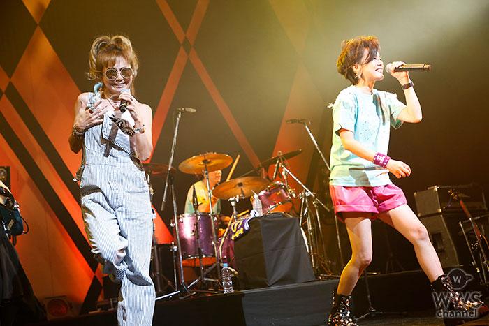 相川七瀬、恒例の7月7日ライブ開催!中村あゆみサプライズ登場でANNA初披露!