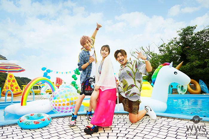 EXIT featuring NANA、Digital Single 『ワンチャン・サマLOVE』の ミュージックビデオ解禁!