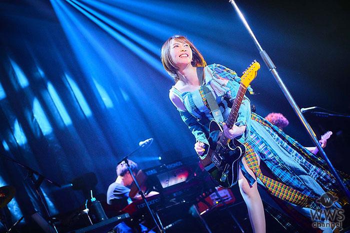 藍井エイル、1万人が熱狂した全国ツアー完結!新曲「月を追う真夜中」のMVが解禁!