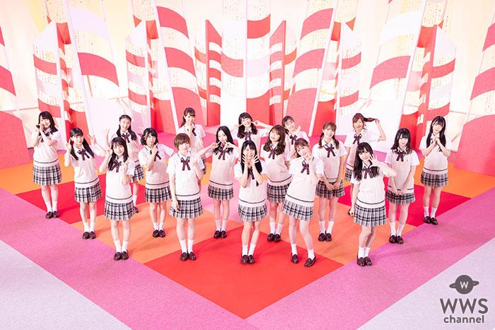 NMB48、21stシングル「母校へ帰れ!」 のミュージックビデオ&ビジュアル解禁!
