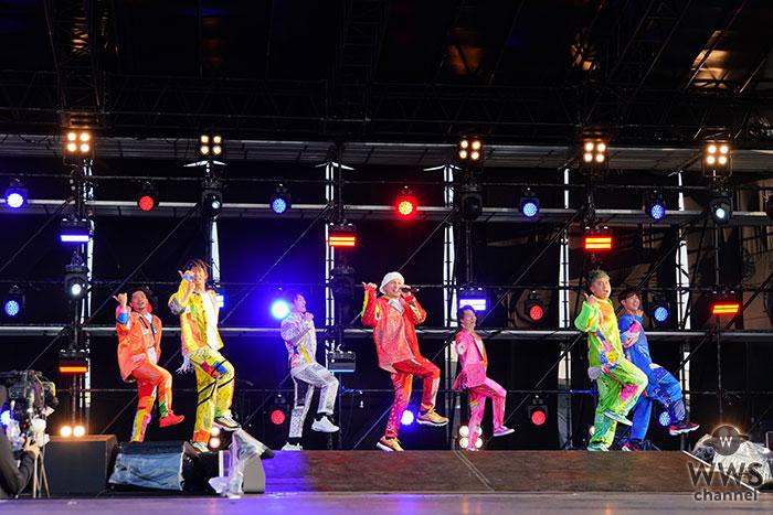a-nation青森公演!ピコ太郎、西川貴教、DA PUMP、倖田來未らに約8,000人が酔いしれる!
