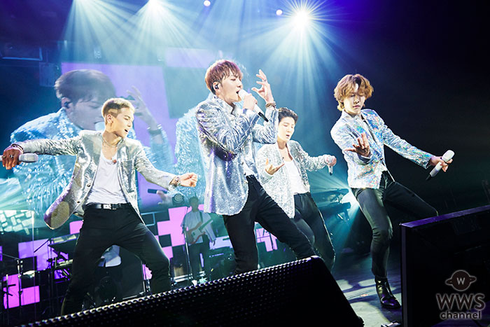 WINNER、自身初のアリーナツアーにして初バンドセットでの『WINNER JAPAN TOUR 2019』開幕!