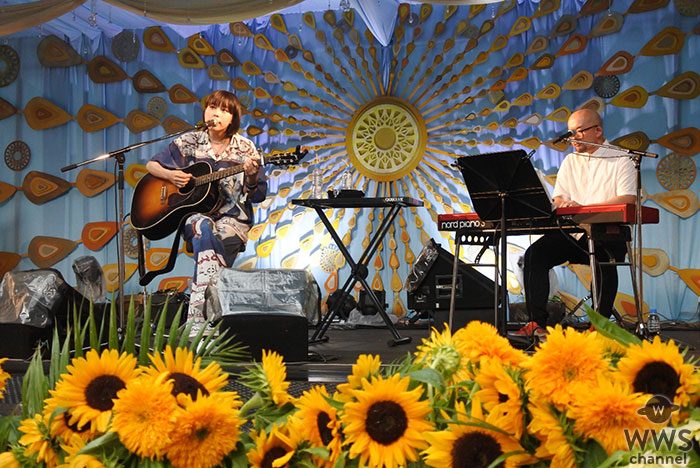 みゆな、「FUJI ROCK FESTIVAL'19」ライブステージにて9月18日(水)セカンドミニアルバムリリース&11月よりワンマンツアーの開催を発表!