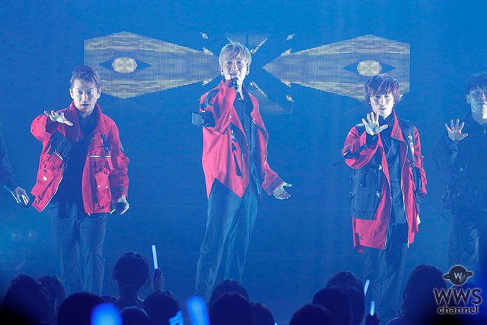w-inds.、全国10都市11公演を回るライブツアーが開幕!