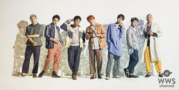 GENERATIONS、3ヶ月連続シングル第2弾ニューシングルのタイトルが「DREAMERS」に決定!!