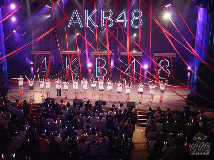 約4年ぶりとなるAKB48単独での全国ツアーがスタート!