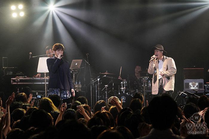 """CHEMISTRY、8秒で完売のプレミアムライブ""""密会""""で、再始動後初アルバムのリリースを発表!"""