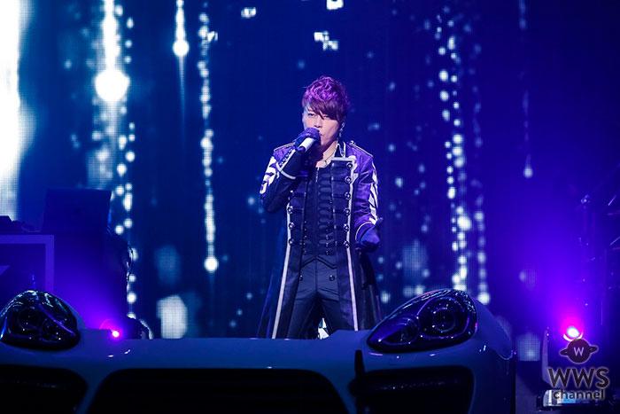西川貴教からWOWOWで放送される最新ライブツアー番組の見どころコメントが到着!