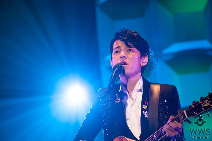 藤木直人、誕生日当日の7月19日(金)に東京・豊洲PIT公演を開催!バースデーサプライズに豪華コメント&イチロー氏のサイン入りバットのプレゼントも!