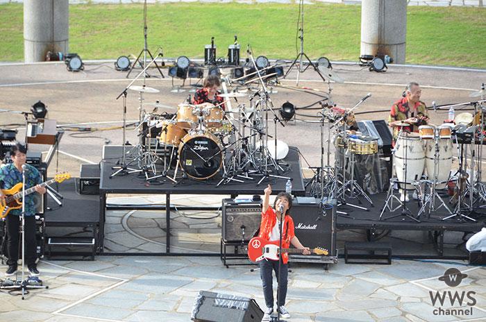 スターダスト☆レビューがデビュー、恒例の野外ライブツアー「楽園音楽祭」がスタート!