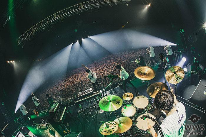Official髭男dism、東京・Zepp DiverCityにてワンマンツアーのファイナル公演を開催!