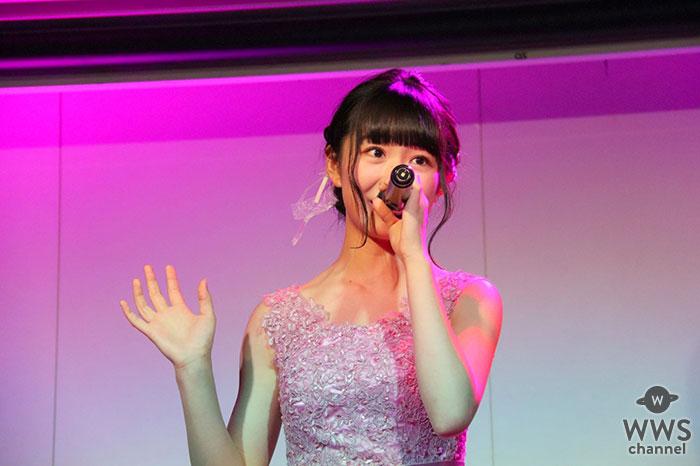 「清く、あざとく」スパガ阿部夢梨が17歳の生誕祭開催!