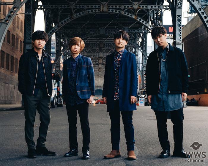 Official髭男dism、初の日本武道館公演で10月にニューアルバムリリース、全国ホールツアーを発表!