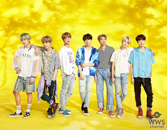 BTS、「Lights」が769,454枚を売り上げ3冠でBillboard JAPAN HOT100で1位!
