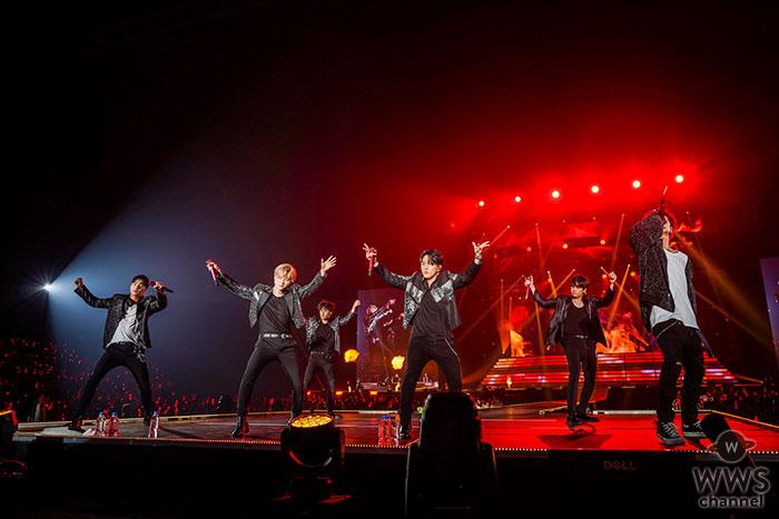 iKON、 福岡マリンメッセにて【iKON JAPAN TOUR 2019】開幕!