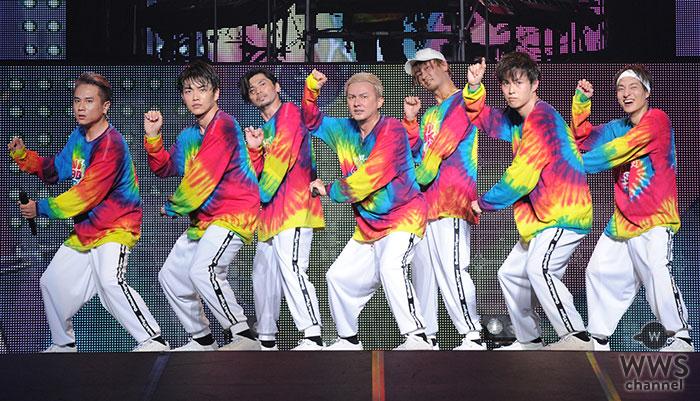 DA PUMP、本日24時より新曲 「P.A.R.T.Y. ~ユニバース・フェスティバル~」先行配信!