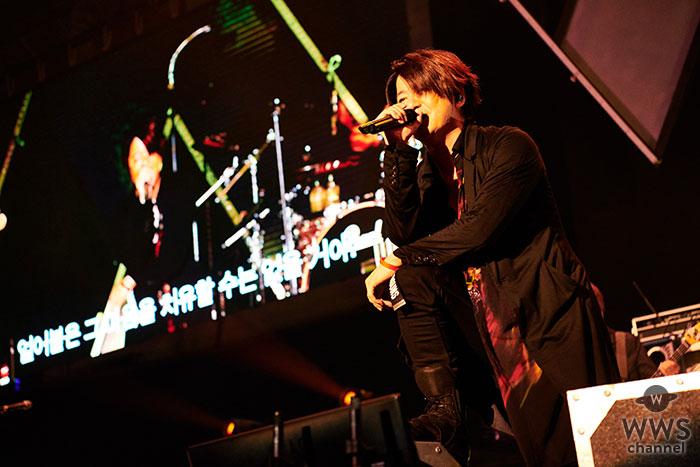 GLAY、初の韓国公演で25年間待ち続けたファンへ「사랑해요(愛してる)!」