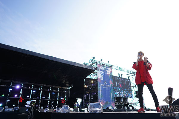 w-inds.、a-nation 2019 青森公演にて新曲『Get Down』初披露!