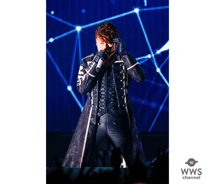 西川貴教、本名名義初の全国ツアー最終公演がいよいよ7/28(日)にWOWOWで独占放送!