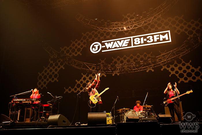 【ライブレポート】フジファブリックが『若者のすべて』を含む5曲を披露!J-WAVE LIVE 20th ANNIVERSARY EDITIONのステージに登場!<J-WAVE LIVE 2019>