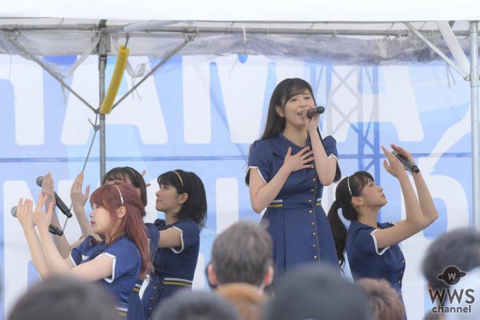 【写真特集】放課後プリンセスが最新曲『プリンセスの定義』を雨のステージでパフォーマンス!<YOKOHAMA STAR☆NIGHT RUN 2019>