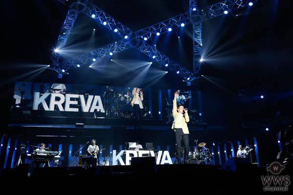 【ライブレポート】KREVA、デビュー15周年の想いを込めたサウンドを届ける!<ONE NIGHT SHOW 2019>