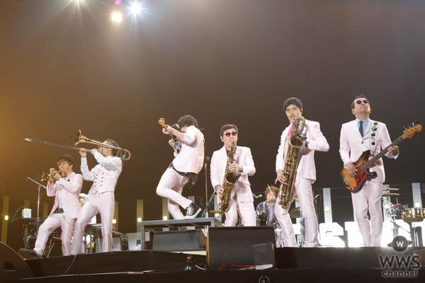 【ライブレポート】東京スカパラダイスオーケストラ 、奥田民生とのコラボで沸かすステージング!<ONE NIGHT SHOW 2019>