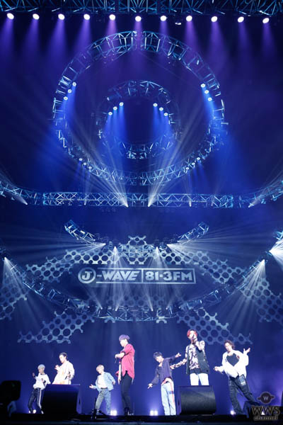 【ライブレポート】BALLISTIK BOYZ from EXILE TRIBEがJ-WAVE LIVE 20th ANNIVERSARY EDITIONのステージに登場!