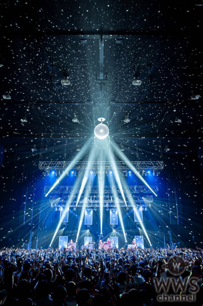 "SCANDAL 、""日替わり""セットリストで駆け抜けた全国15公演のツアーが閉幕!さらに11月に東阪にて対バンツアー開催決定!"