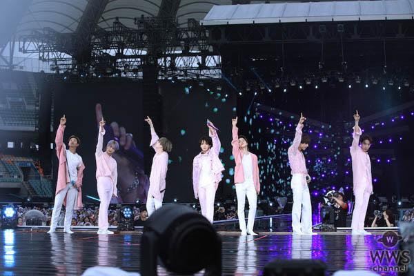BTS、21(4公演合計)万人のファンと日本スタジアムツアー完走!