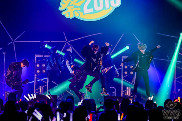「BREAK OUT 祭 2019」にM!LK、MADKID、ONE N' ONLY、ONEUSが集結!