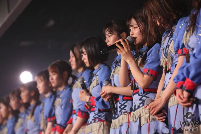 NGT48、清司麗菜が新公演にかける想い「みんなと一緒に少しずつ前に進んでいけたら」