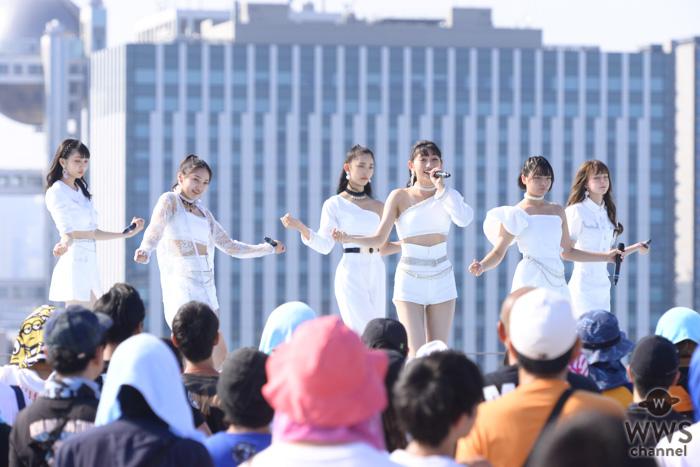 LiKEが『TIF2019』2日目「SKY STAGE」に登場!<TOKYO IDOL FESTIVAL 2019>