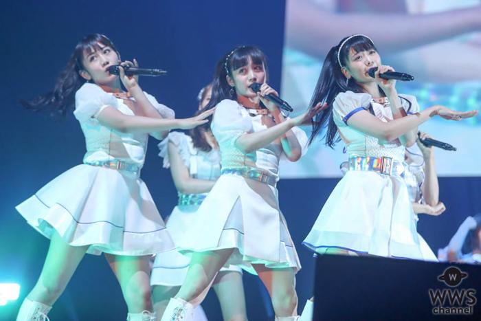 【ライブレポート】NMB48、真夏に現れた爽やかな天使たちが作り上げた熱狂 <@JAM EXPO 2019>