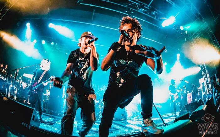 INORAN、ツアー初日公演開催「今回のツアーは皆で青春しようぜ!」